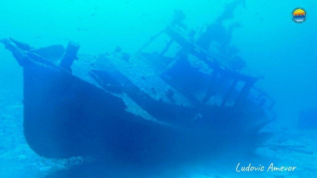 Jepun Wreck, Padangbai, Bali